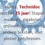 Technidoc is 25