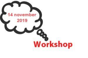 workshop technisch schrijven op 14 november